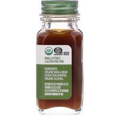 Мадагаскарский чистый экстракт ванили 30 мл, Simply Organic