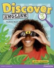Discover English Student's Book 3