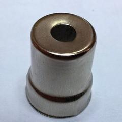 Колпачок  магнетрона СВЧ LG (круглое отверстие)