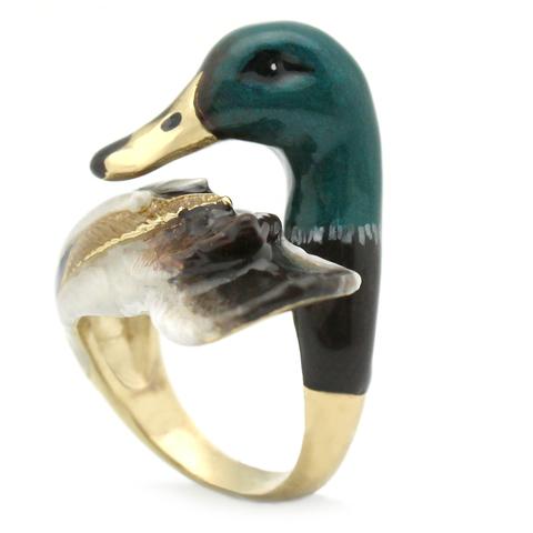 Кольцо Селезень