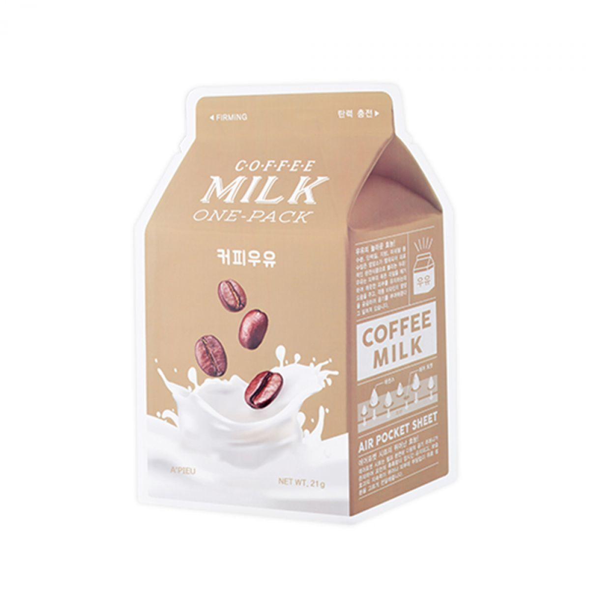 Тканевые Маска тканевая для лица A'PIEU Coffee Milk One-Pack 21гр 8806185780285-1200x1200.jpg