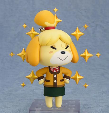 Nendoroid Animal Crossing Shizue (Isabelle) Winter Ver. (2nd Re-run) || Изабелль (Зимняя версия)