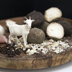 Козий сыр «Козапеппер» (Белпер Кнолле) / 45-50 гр