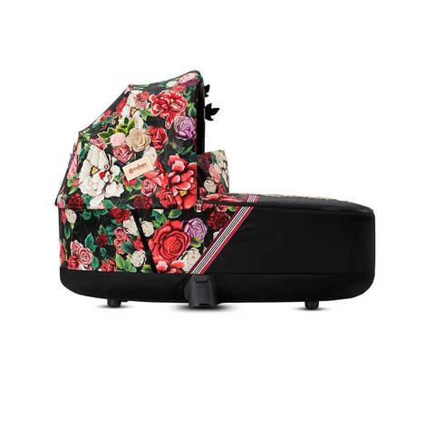 Спальный блок Cybex Lux Carrycot  Priam III Spring Blossom Dark