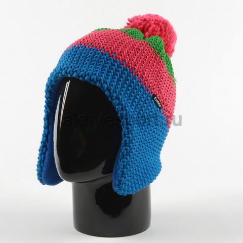 Картинка шапка-ушанка Eisbar star ear pompon 642 - 1