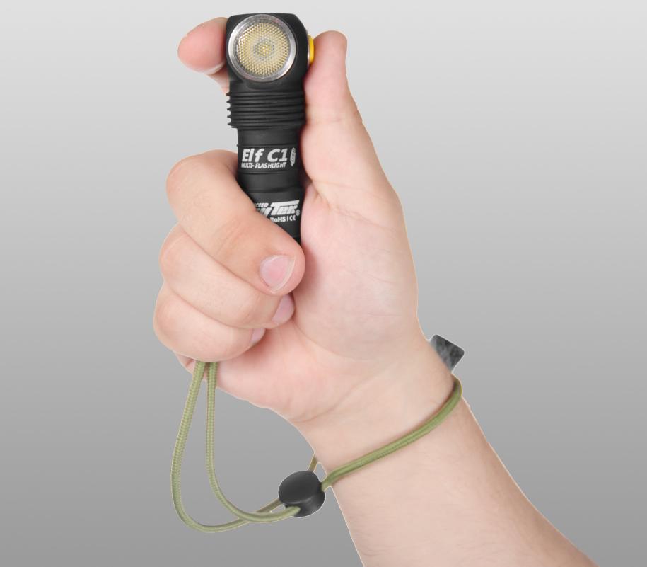 Мультифонарь Armytek Elf C1 Micro-USB - фото 2
