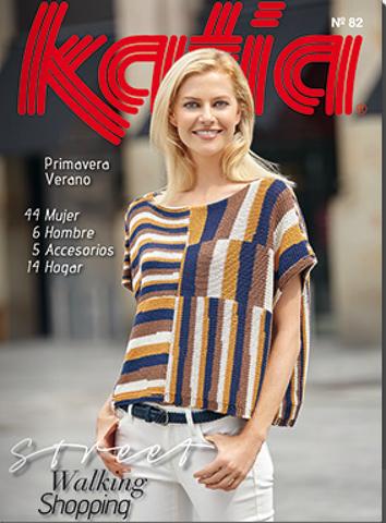 Журнал Woman 82 весна-лето 2015 Katia