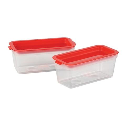 Мини-контейнеры для заморозки PURITY 300 мл, 2 шт