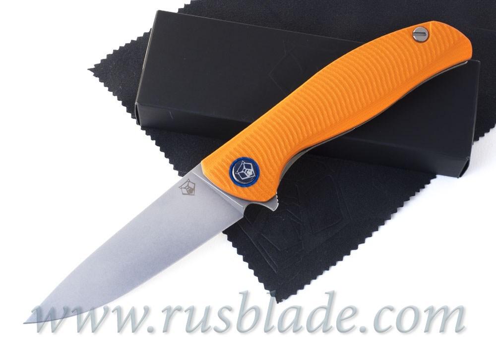 Shirogorov F3 Elmax G10 orange RARE