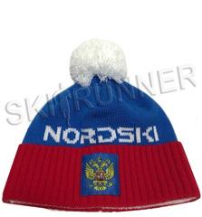 Шапка Nordski Fan RUS