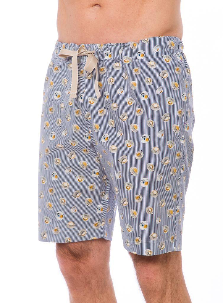Мужская пижама из хлопка Blue Lemon