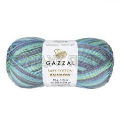 Baby Cotton Rainbow 484