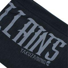 Худи черная Yakuza Premium 3120-2