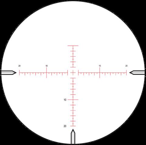 Оптический прицел NIGHTFORCE ATACR™ 5-25×56 F1 MOAR™