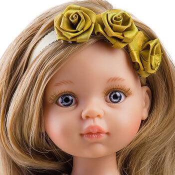 Кукла Карла 32 см Paola Reina (Паола Рейна) 04413