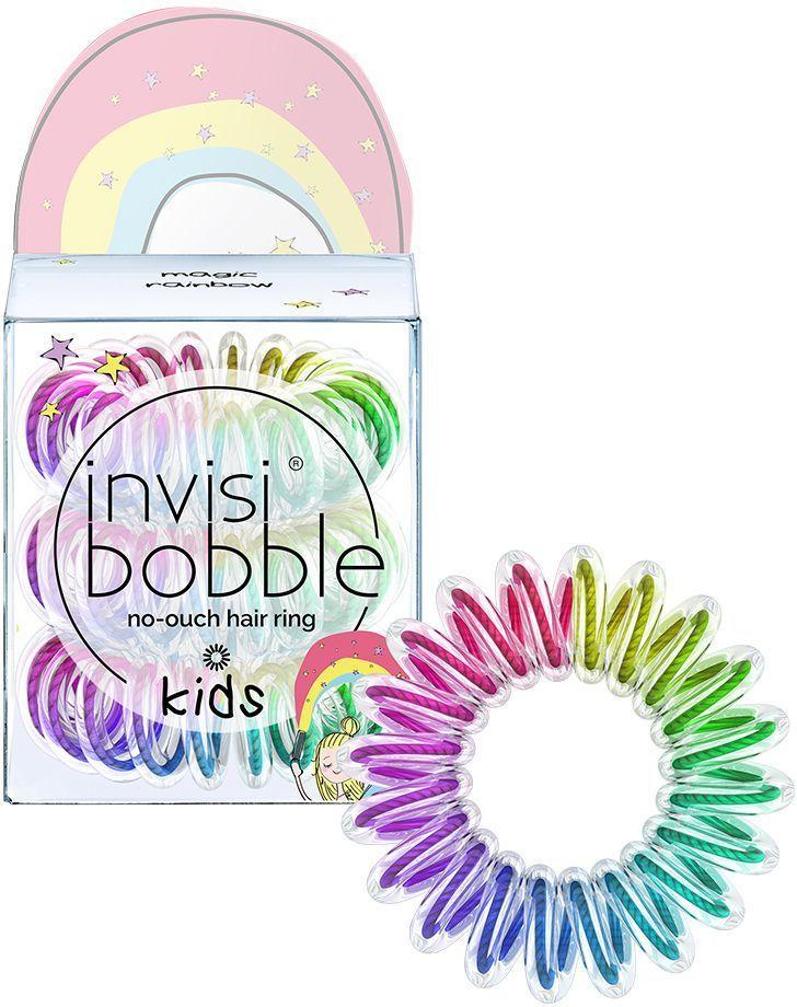 Резинки для волос invisibobble KIDS magic rainbow