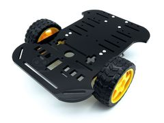 Шасси робота 2WD