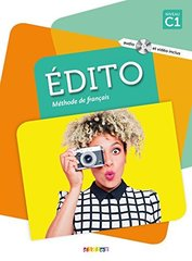 Edito C1 - Livre + DVD-Rom