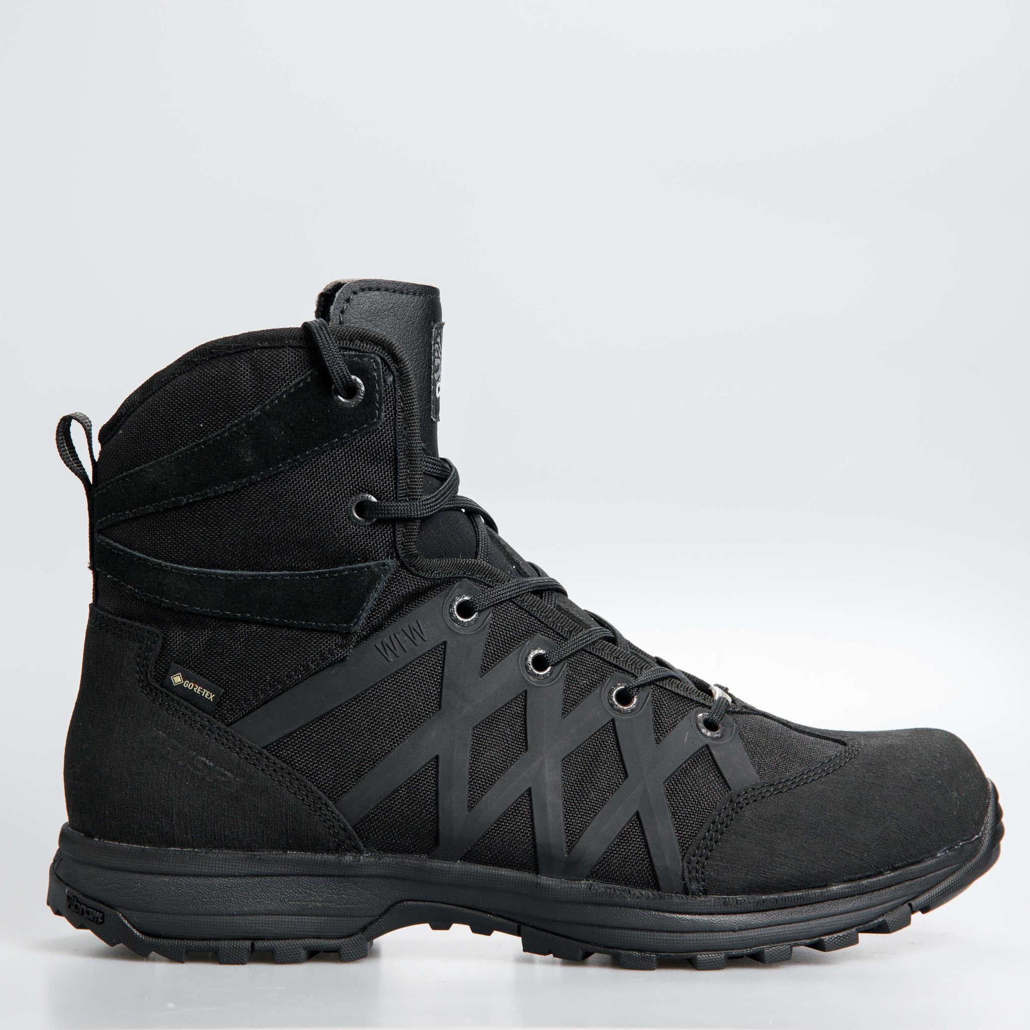 Ботинки ARES 6 GTX – BLACK