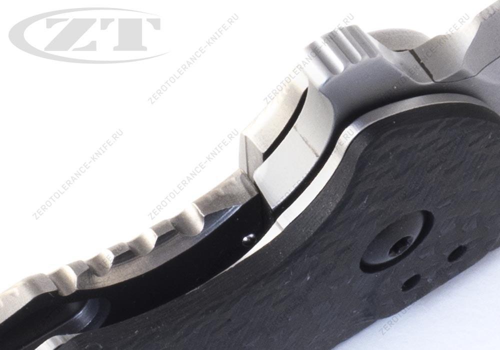 Нож Zero Tolerance 0560CBCF HINDERER CR - фотография