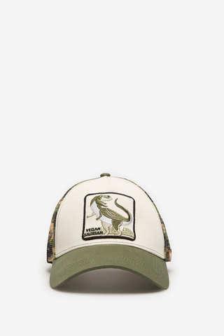 Кепка з нашивкою «Динозавр»