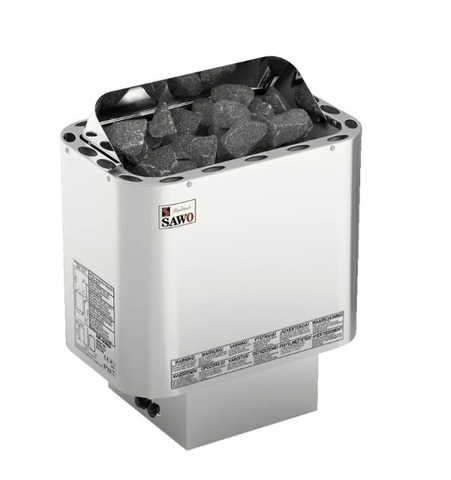 Электрическая печь SAWO NORDEX NR-45NI2-Z (4,5 кВт, выносной пульт, внутри оцинковка, снаружи нержавейка)