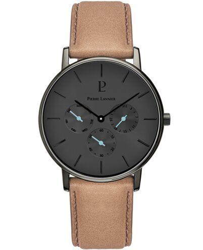 Мужские часы Pierre Lannier Dune +ремешок 433A438