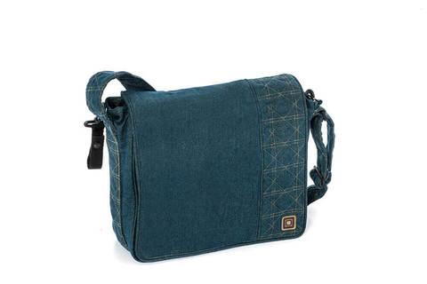 Сумка для коляски Moon Messenger Bag Jeans (994) 2017