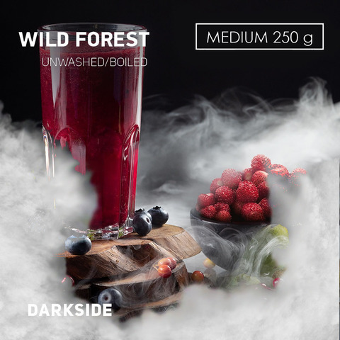 Табак Dark Side MEDIUM Wild Forest 250 г