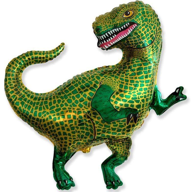Фольгированный шар «Тираннозавр», 84 см