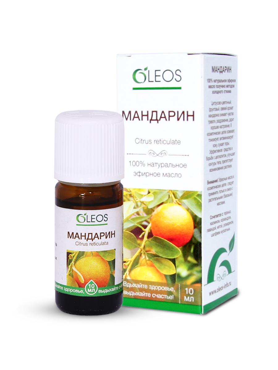 Эфирное масло Мандарин Oleos