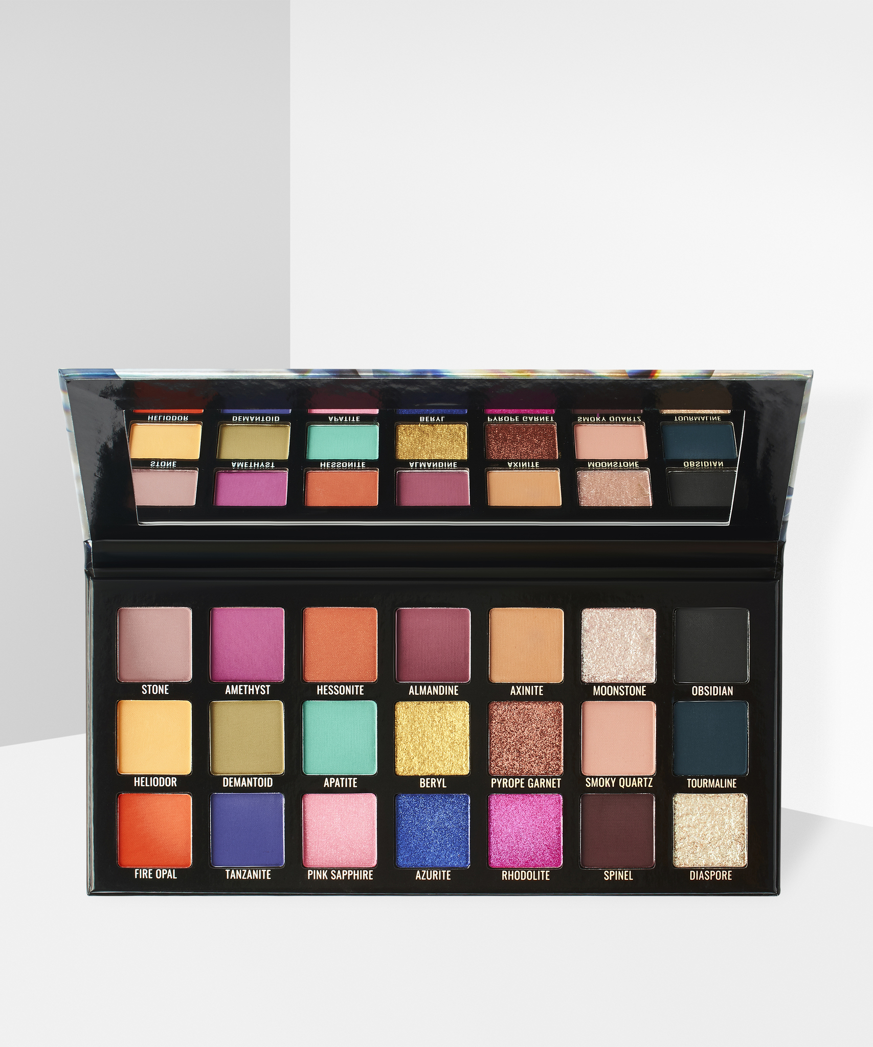 Sample Beauty The Jewel Toned Palette