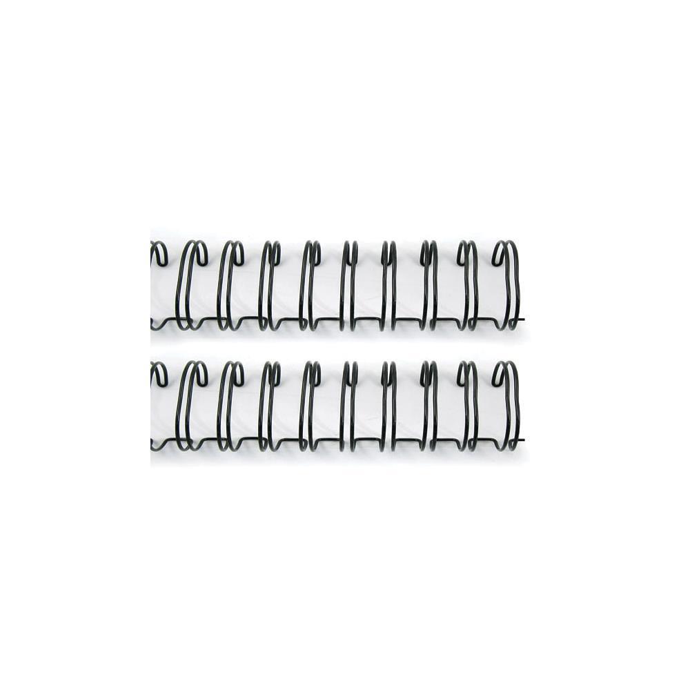 Пружины для биндера- The Cinch ЧЕРНЫЙ- Диаметр 1,6 см-2шт.