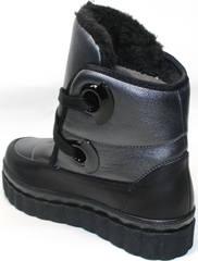 Женские ботинки зимние Kluchini 13047