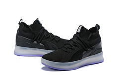 PUMA Clyde Court Disrupt 'Black/Purple'