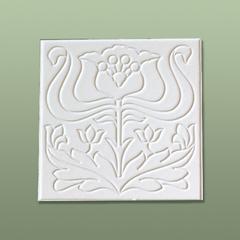 Плитка Каф'декоръ 10*10см., арт.036