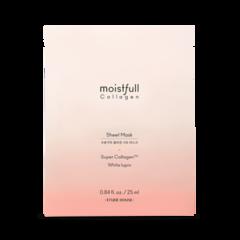Маска ETUDE HOUSE Moistfull Collagen Sheet Mask 1 шт.