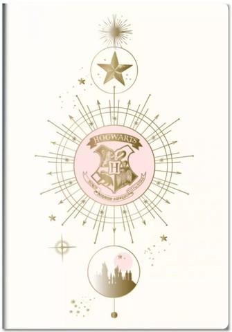 Обложка для паспорта. Хогвартс (Гарри Поттер)