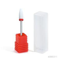 Фреза керамическая 6300-211, красная (в индивидуальной упаковке)