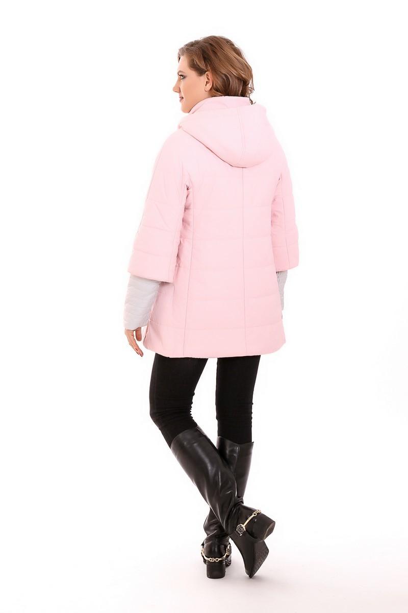 Куртка для беременных 09330 бледно-розовый