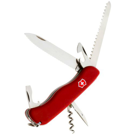 Складной швейцарский нож Victorinox Rucksack (0.8863.W) - Wenger-Victorinox.Ru