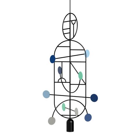 Подвесной светильник копия Lines & Dots LDS17 by Home Adventures