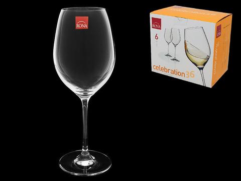 Набор из 6 бокалов для вина «Celebration»