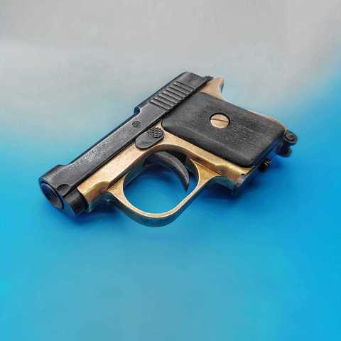 Miniature Beretta moving slide