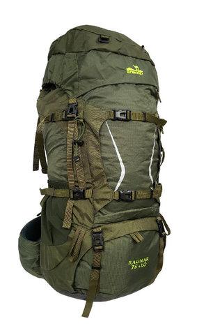 Рюкзак туристический Tramp Ragnar 75+10 TRP-044 (черный)