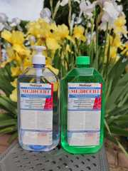Антисептик для рук Медисепт 1 литр, Гель
