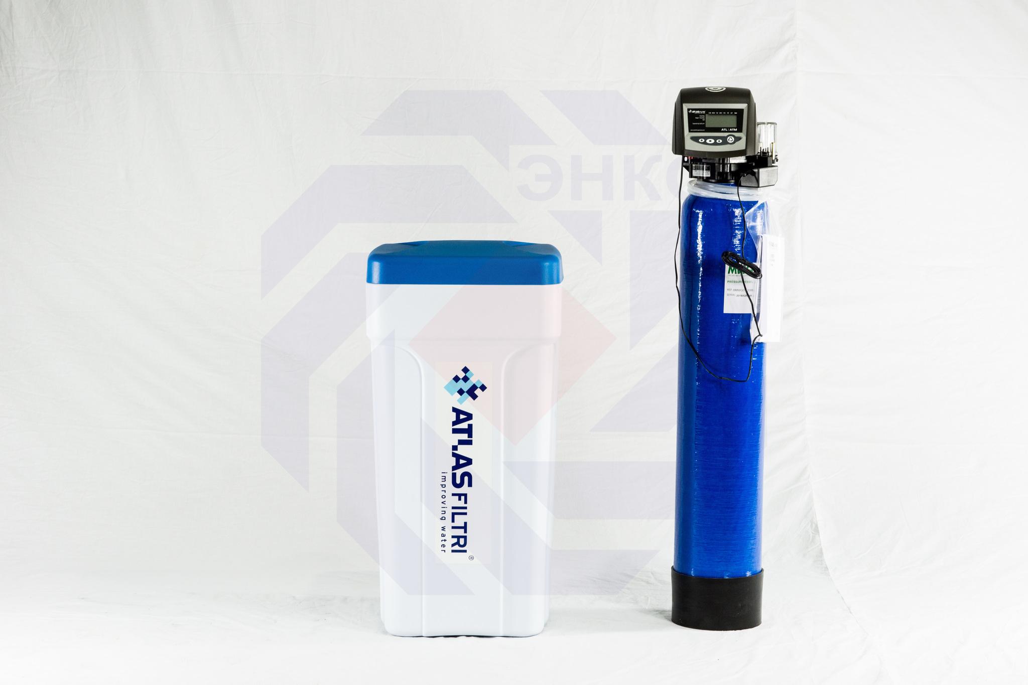 Установка для умягчения воды ATLAS JUPITER 30 AVL