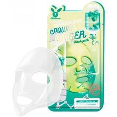 Стимулирующая тканевая маска для лица Elizavecca с экстрактом центеллы азиатской 23 мл