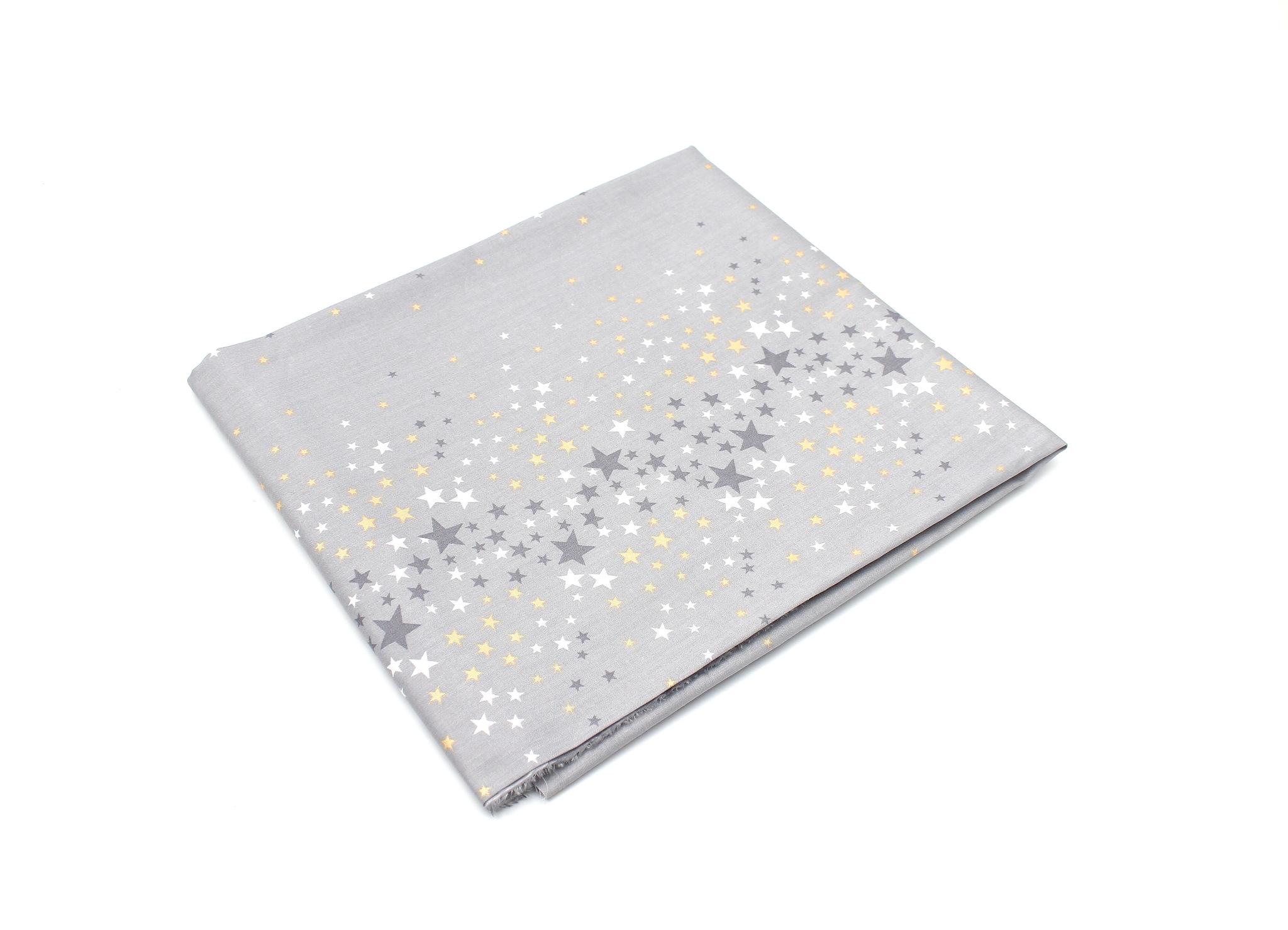 Звезды с золотом,235 см
