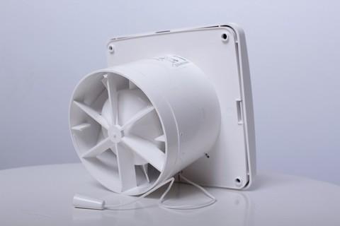 Накладной вентилятор Blauberg Aero 100 S (шнурок вкл/выкл)